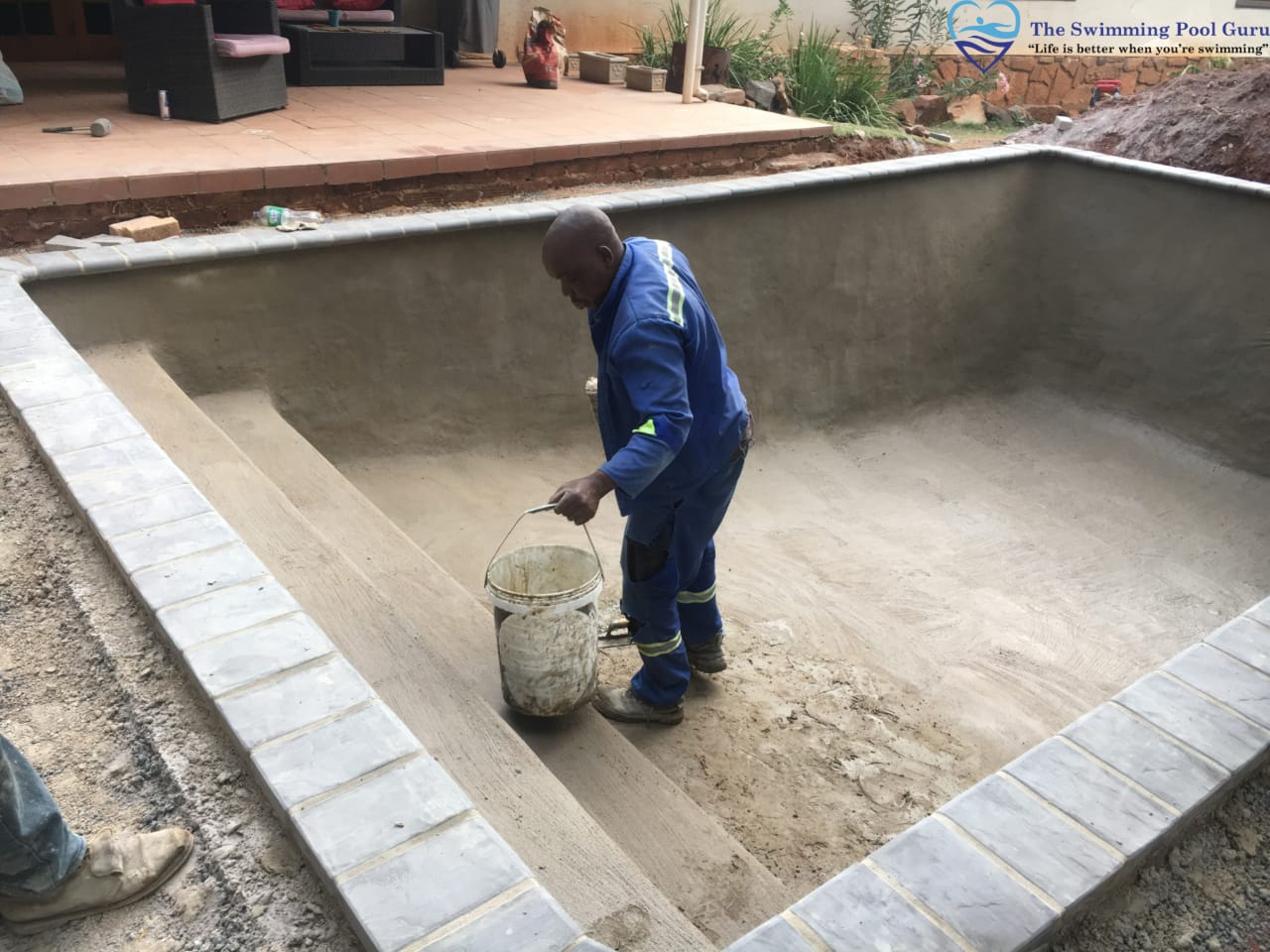 Pool Building Pretoria